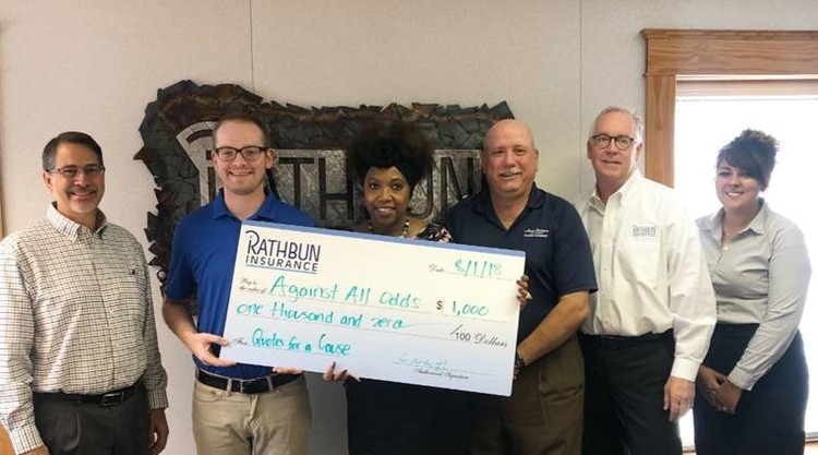July Quotes For A Cause Against All Odds The Rathbun Agency In